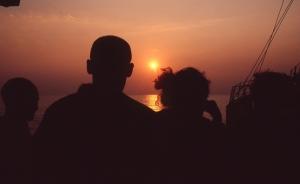 Posta de Sol al Liemba