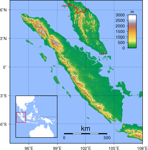 Sumatra_Topography